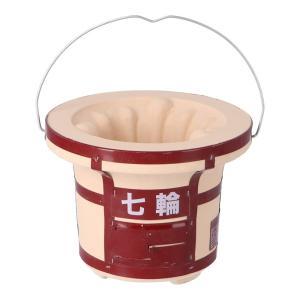 ◆コーナン オリジナル 七輪 SP23−4599※商品の特性上、細かなヒビ、欠けが存在しますが使用上問題ございませんの画像