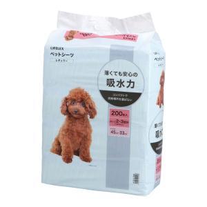 ペットシーツ  レギュラー 200枚 ペットシーツ ペット用シーツ トイレシーツ ペットシート 犬 ...