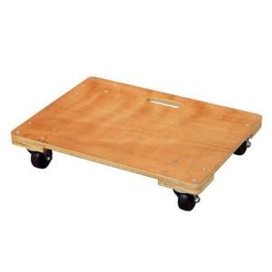 ◆コーナン オリジナル  木製平台車 小 約30cm×45cm
