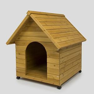 犬舎 700 KJ12−7957 犬小屋 屋外 木製 野外 室外 庭用 外飼 ドッグ ハウス おうち...