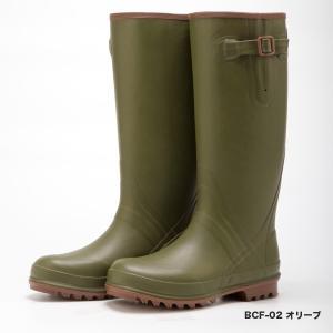 バーバリアンチーフテンBCF−02 BARBARIAN CHIEFTAIN サイドストラップ 長靴 ラバーブーツ アウトドア おしゃれ 弘進 KOHSHIN|kohshin-shop|02