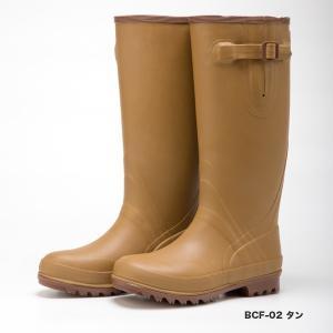 バーバリアンチーフテンBCF−02 BARBARIAN CHIEFTAIN サイドストラップ 長靴 ラバーブーツ アウトドア おしゃれ 弘進 KOHSHIN|kohshin-shop|03