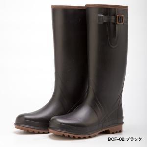 バーバリアンチーフテンBCF−02 BARBARIAN CHIEFTAIN サイドストラップ 長靴 ラバーブーツ アウトドア おしゃれ 弘進 KOHSHIN|kohshin-shop|04