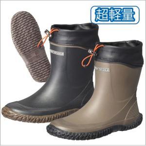 マックウォーカーMW-302 長靴 紳士 メンズ 超軽量 フィールド系 カバー付 弘進 KOHSHIN|kohshin-shop
