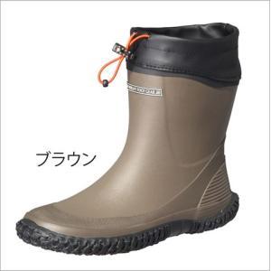 マックウォーカーMW-302 長靴 紳士 メンズ 超軽量 フィールド系 カバー付 弘進 KOHSHIN|kohshin-shop|03