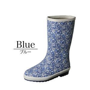 マリアンM-2206 長靴 婦人 レディース 女性 小花柄 弘進 KOHSHIN|kohshin-shop|02