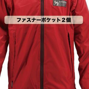 ULTRASEVEN ポケッタブルレインシジャケット UT-05|kohshin-shop|07