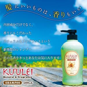 KUULEI(クウレイ)ナチュラル&フレグランスシャンプー|koi-cosme|02