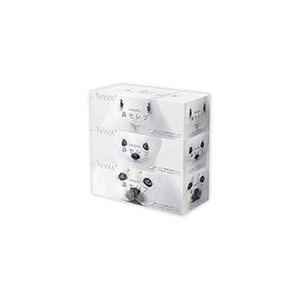 【段ボール1ケースでの配送】ネピア 鼻セレブティシュ 200W 3箱(パック)×10パック(ケース)※1ケースにつき1配送料かかります koichi