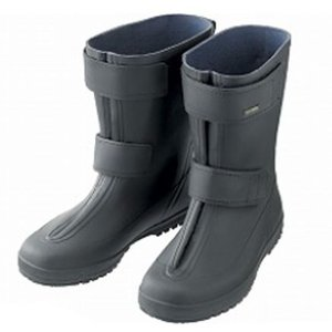 【両足】NEWあゆみレイン ブラック 【メーカー直送品】 長靴 義足 雨予防 ギプス 大きな足が入る ギブス用|koichi