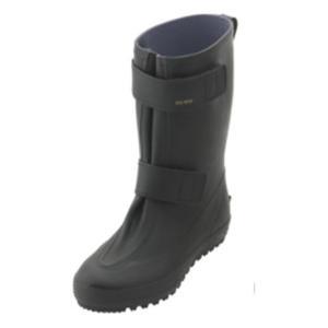 【片足】NEWあゆみレイン ブラック 【メーカー直送品】 長靴 義足 雨予防 ギプス 大きな足が入る ギブス用|koichi