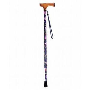 マスコットステッキ 伸縮タイプ / T-7608 青花 杖【ギフトに♪】|koichi