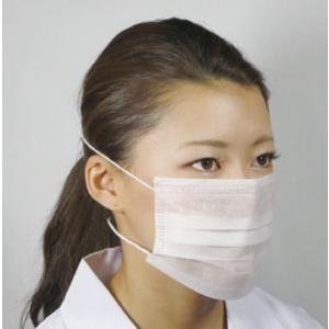 ファーストレイト:オーバーヘッドマスク2N(ノーズワイヤーなし) 頭掛け 1箱100枚入 ホワイト 95×175mm FR-180 |koichi