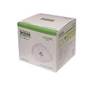 ファーストレイト N95 マスク SH3500 1箱20枚入り 新型ウイルス対策用 防護マスク PM2.5 折りたたみ|koichi