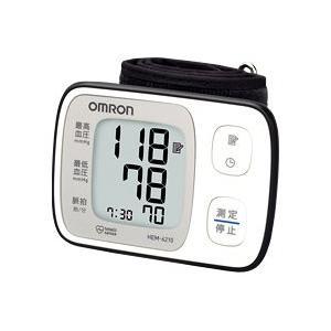 オムロン 自動血圧計 HEM-6210(手首式) koichi