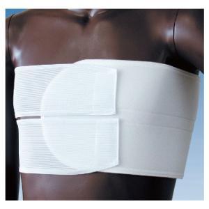 日本衛材 ニューバストタイダブル Lサイズ 品番:NE-617 胸囲80〜100cm 胸部固定帯 医療用コルセット 術後 ※お取り寄せ品|koichi