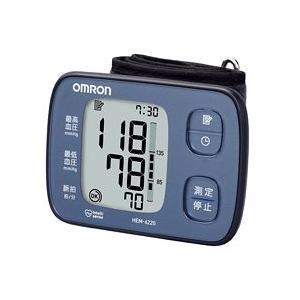 オムロン 自動血圧計 HEM-6220-B ブルー(手首式) koichi