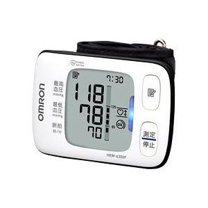オムロン 自動血圧計 HEM-6300F (手首式) koichi