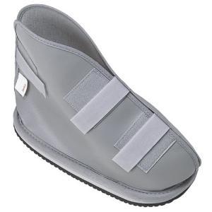 シグマックス キャストブーツ ギプス用シューズ Lサイズ 1個入 歩行用キャストカバー 6016 防水生地 キャストサンダル ギブス 靴 カバー|koichi