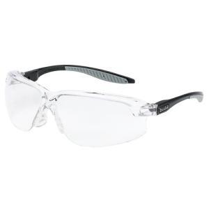 【10個セット】保護めがね アクシス  UV加工 BO-AXIS-C 紫外線カット 曇りにくい 目の保護 感染予防 メガネ ガード 保護眼鏡 ※お取り寄せ品|koichi
