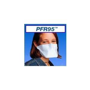 【送料無料】ウィルス対策!レギュラーサイズN95基準対応レスピレーターPFR95 50枚入|koichi