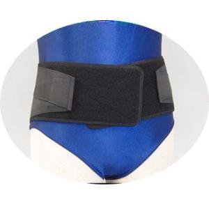 竹虎 ランバック ブラック Lサイズ 腰部固定帯 医療用コルセット 腰痛用 サポーター 腰用 メッシュ 033994|koichi