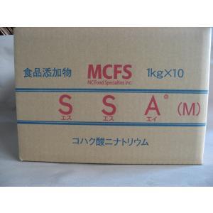 MCフードスペシャリティーズ SSA(M) 1kg×10|koidebussan
