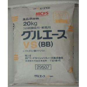MCフードスペシャリティーズ グルエースVS 20kg|koidebussan