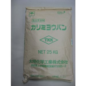 大明化学工業 カリミョウバン 25kg|koidebussan