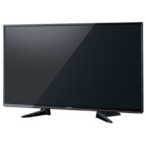 地上・BS・110度CSデジタルハイビジョン液晶テレビ TH-43EX600 明暗差、陰影をリアルに...