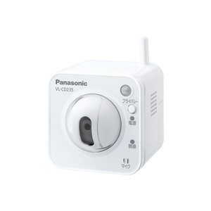 センサーカメラ(Wi-Fi兼用屋内タイプ) VL-CD235   気になる場所を「映像」と「音声」で...