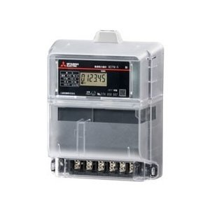 品番:M2PM-R 3P3W 200V 30A KEN 60Hz 名称:電子式三相3線式普通電力量計...