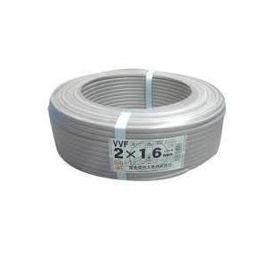 富士電線 VVFケーブル VVF1.6x2C 100M1巻セット