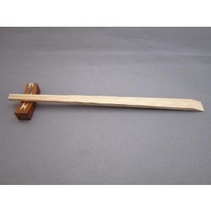 割り箸 杉柾天削箸24cm 裸 100膳 アウトレット品 国産