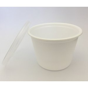 CFカップ 丸カップ 85-180 本体+フタセット 100個