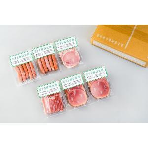 A:恋する豚のハムとベーコンとソーセージのセット koisurubuta
