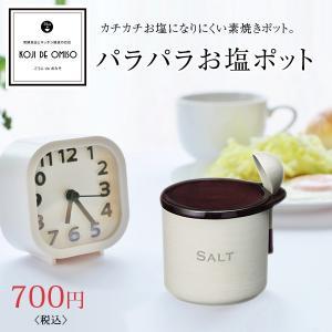 パラパラお塩ポット|koji-de-omiso
