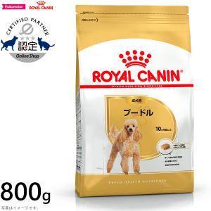 ロイヤルカナン 犬 ドッグフード プードル 成犬用 800g|koji