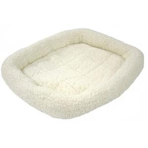 ポイント最大22倍! 犬 ベッド 秋冬用ペットベッド ペットプロ マイライフベッド S ホワイト|koji