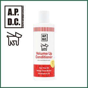 ポイント最大21倍! APDC ボリュームアップコンディショナー 250ml(APDC エーピーディーシー ケア用品)|koji