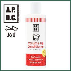 ポイント最大21倍! APDC ボリュームアップコンディショナー 500ml(APDC エーピーディーシー ケア用品)|koji