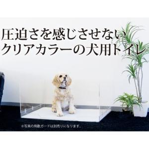 ポイント最大12倍! 犬のトイレ ペット用トイレ クリアレット・ラージ トレー&シーツストッパーセット|koji