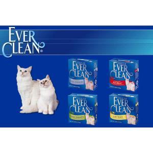 本日ポイント最大16倍!23時59分まで! 猫砂 エバークリーン 世界最高品質の猫砂 お得な1ケース(3箱入り)|koji