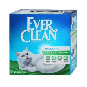 ポイント最大22倍! エバークリーン 小粒微香タイプ 6.35kg 猫砂 ベントナイト 消臭|koji