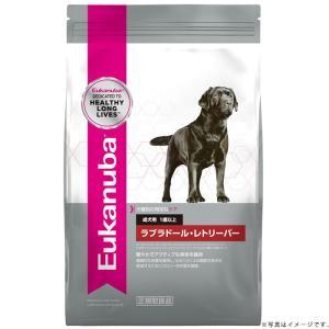 ポイント最大12倍! ユーカヌバ ドッグフード ラブラドール・レトリーバー 成犬用 1歳以上 2.7kg|koji