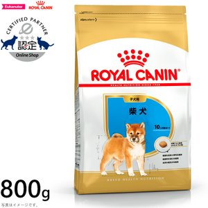 ポイント最大13倍! ロイヤルカナン 犬 ドッグフード 柴犬 子犬用 800g(ロイヤルカナン ROYALCANIN ドライフード)|koji