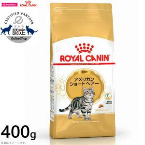 ロイヤルカナン 猫 キャットフード アメリカンショートヘアー 成猫用 400g|koji