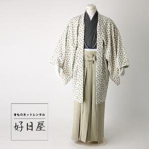 卒業式 袴 レンタル 男 着物 結婚式 着物 成人式 男性 紋付袴 dh-022