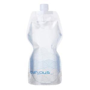 ウォーター ボトル ハイドレ 水 ドリンク プラティパス ソフトボトル 1.0L ウェーブ 25507|好日山荘WebShop