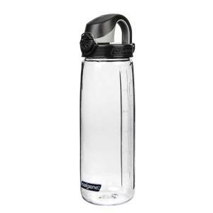ワンタッチで開けられる650mlボトル飲み口が細いので飲みやすくなっています。キャップは広口なので氷...